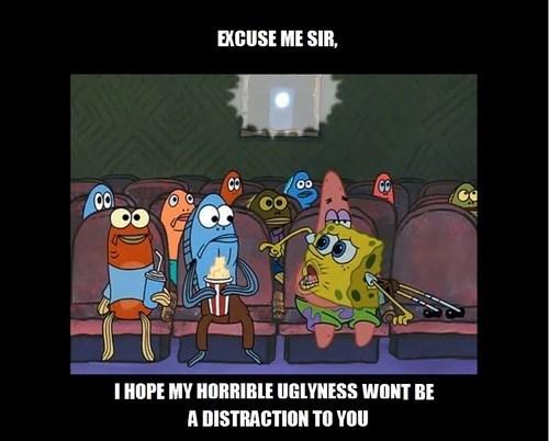 cartoons SpongeBob SquarePants ugly - 7745532672