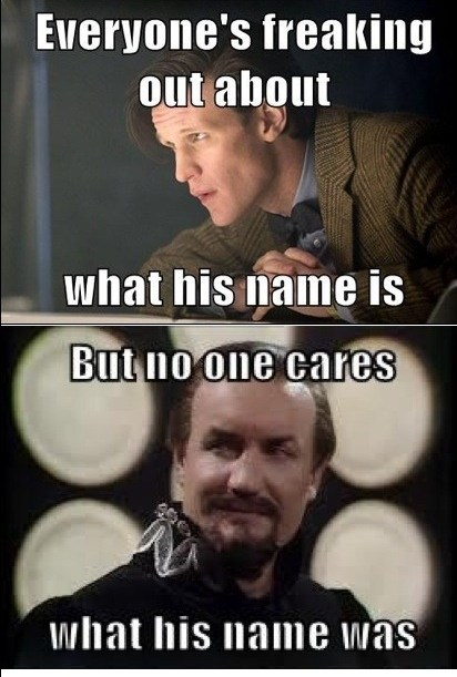 classic who the name of the doctor doctor who - 7745731072