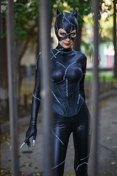 cosplay,DC,catwoman,superheroes