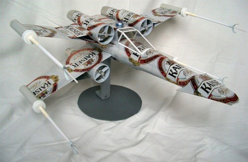 beer star wars x wing funny - 7746379264