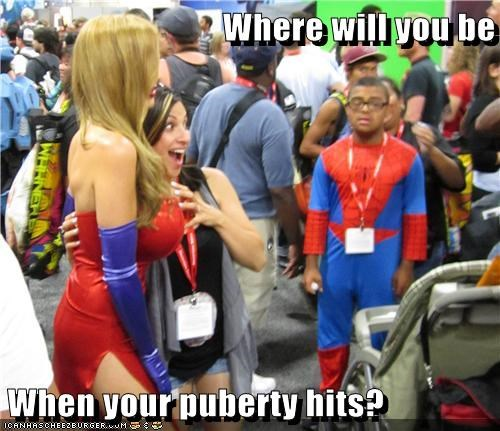 cosplay puberty conventions - 7746750976