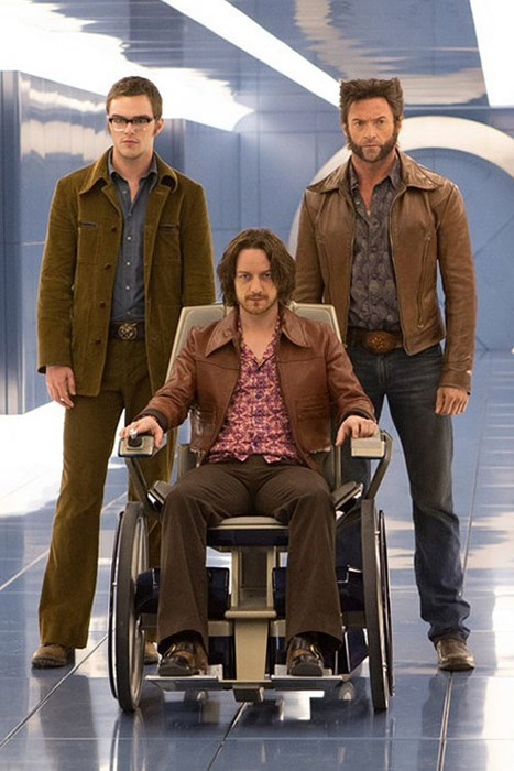 beast james mcavoy hugh jackman professor x x-men-days-of-future-past wolverine - 7748131072
