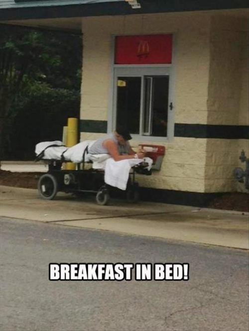 breakfast,bed,murrica