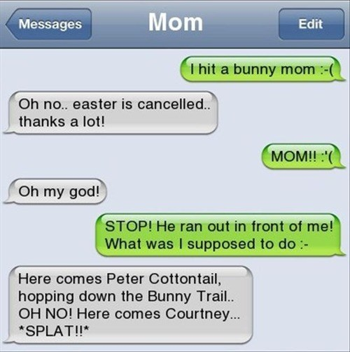 kids text moms parenting funny g rated - 7748570112