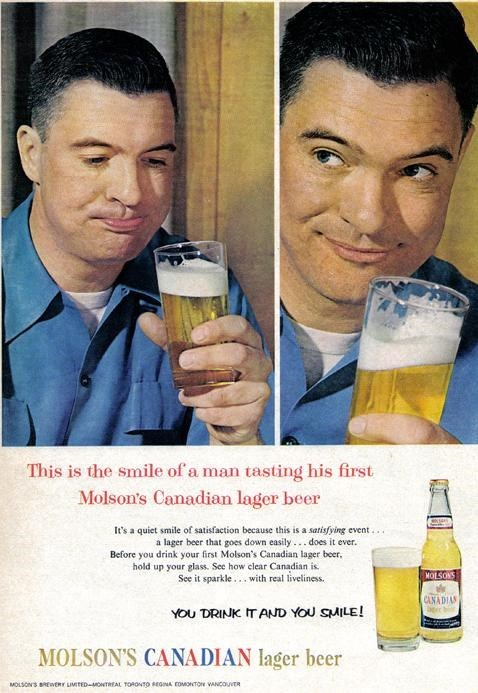 beer advertisements funny molson - 7748984832