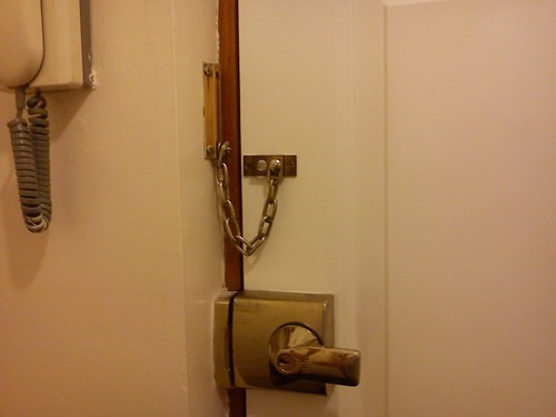 doors security locks chain there I fixed it - 7749061632