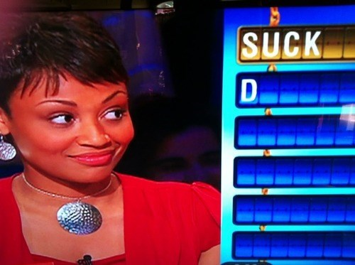 game show,accidental sexy,THE D,funny
