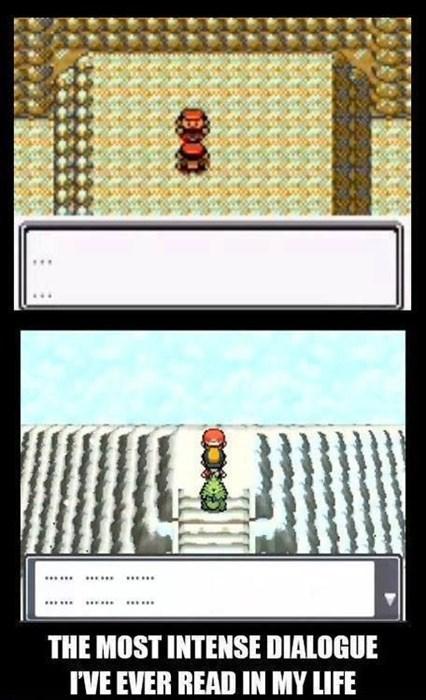 ... red dialogue gameplay - 7749372672