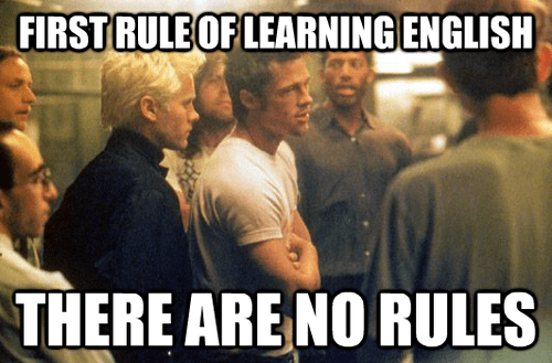 ESL,english,fight club