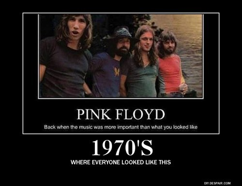 Music pink floyd 70s funny - 7749602304