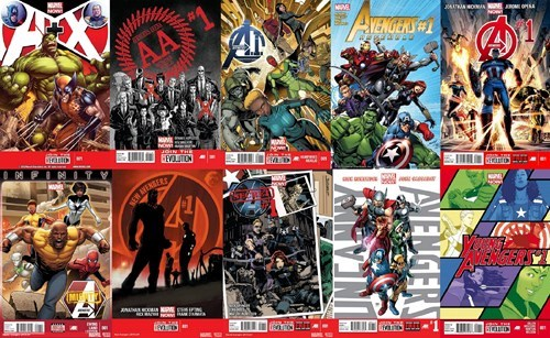 marvel comics avengers - 7750415360