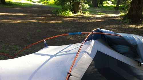 tents,flashlight,camping,funny,there I fixed it