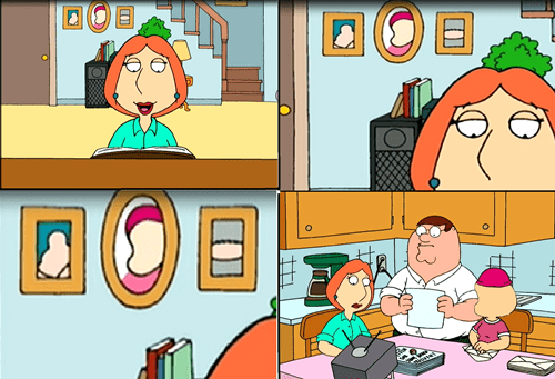 family guy meg griffin cartoons - 7750797824