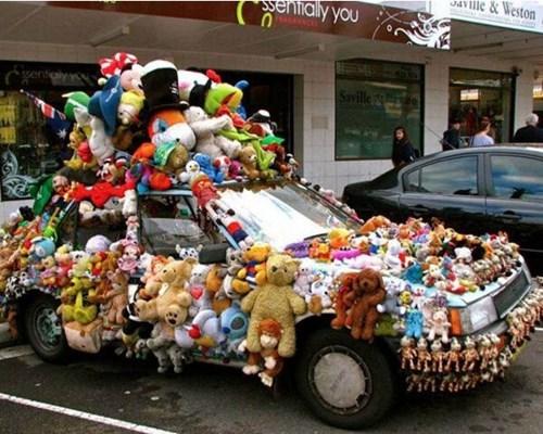 gaga stuffed animals paint job - 7751864320