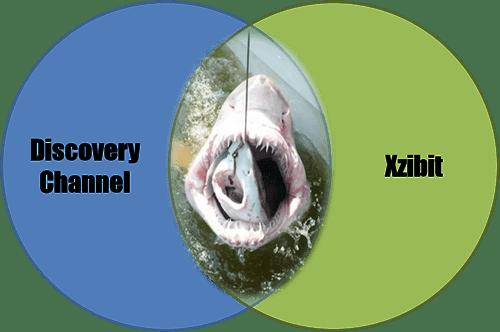 Xzibit discovery venn shark - 7751910400