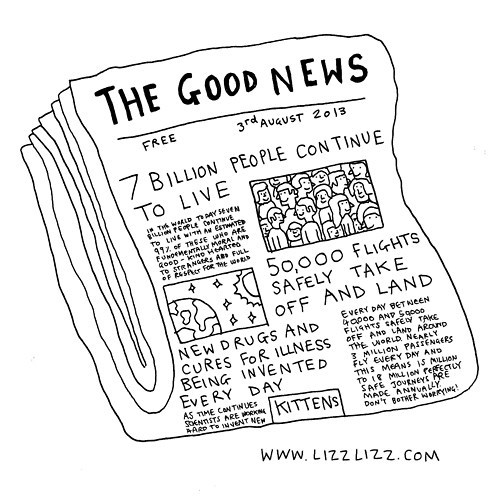 the good news news media webcomics newspaper monday thru friday g rated - 7751944448