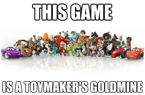 Disney Infinity,video games