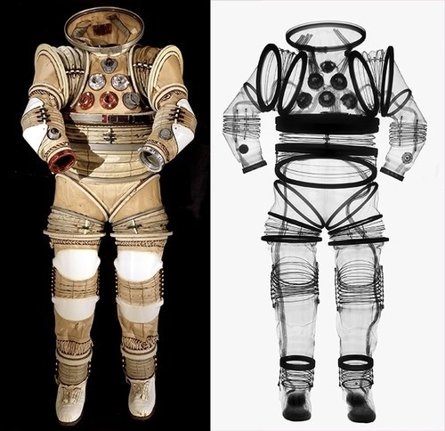 astronaut apollo funny spacesuit - 7752345600