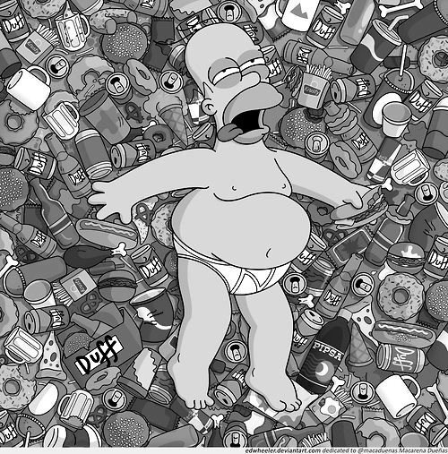 beer wtf simpsons homer funny - 7752378624