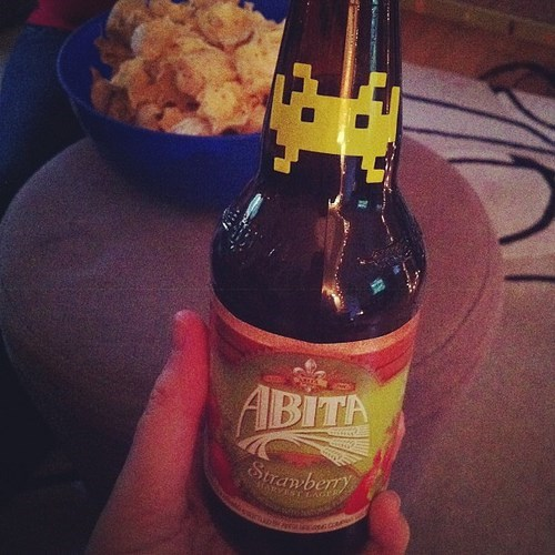 beer,wtf,space invaders,video games,funny
