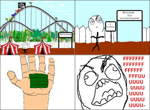 so close amusement park theme park tickets - 7752515328