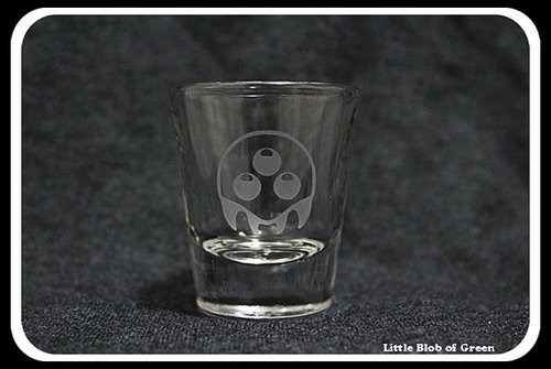 shot glass Metroid funny - 7752545024