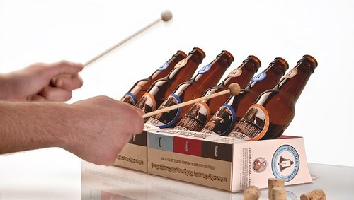 beer Music funny xylophone - 7752583680