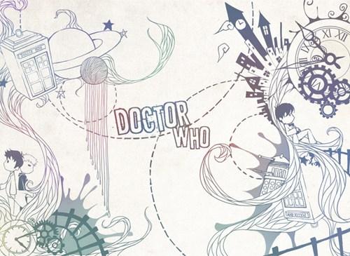Fan Art,doctor who,the master