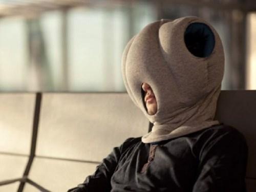 Pillow alien Travel - 7753044224