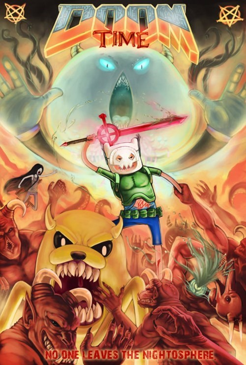 Fan Art cartoons adventure time - 7753198336