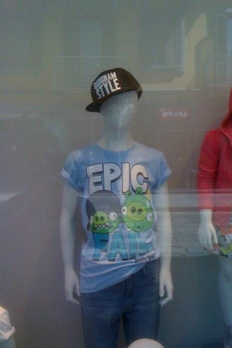 angry birds epic fail gangnam style - 7753470208
