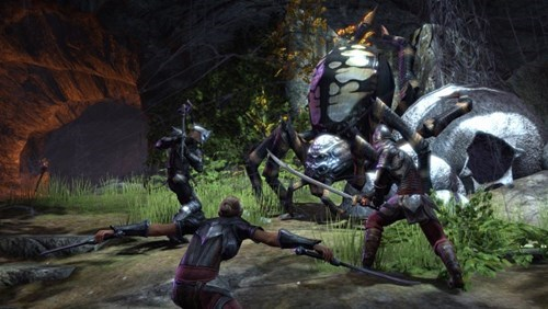 Video Game Coverage the elder scrolls online Gamescom 2013