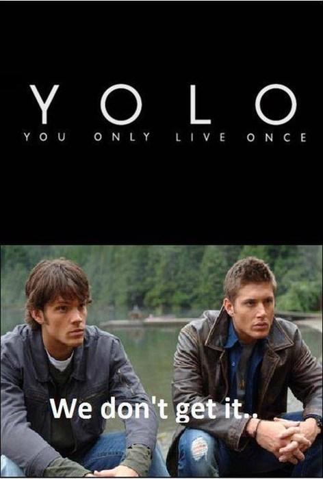 Dean & Sam Have Options
