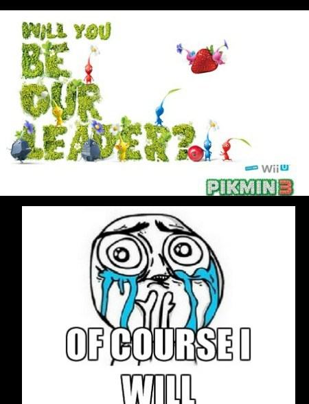 feels pikmin video games funny