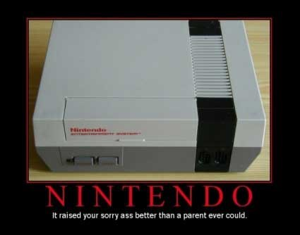 video games funny nintendo parents