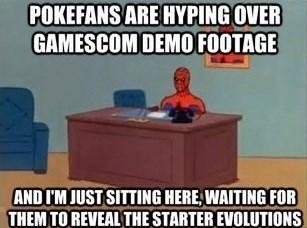 Spider-Man starters Memes Gamescom 2013 - 7753721344