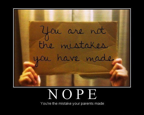 mistakes idiots funny parents - 7753821952