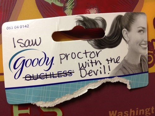 literature goody proctor funny g rated School of FAIL - 7753901312