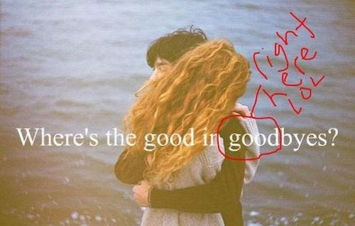 deep quotes postsecret goodbyes hipster quotes
