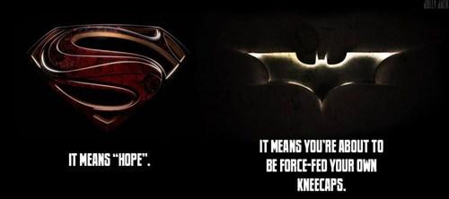 logos DC batman superman - 7754183424