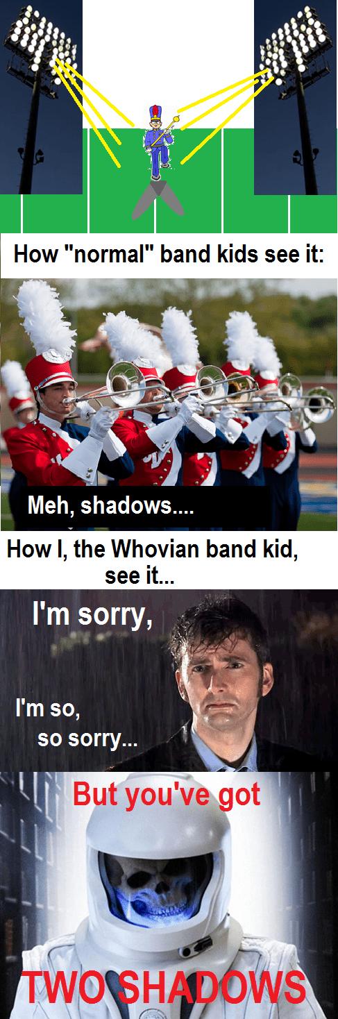 Whovian Band Kids