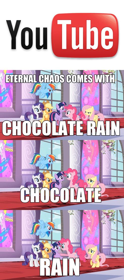 youtube pinkie pie chocolate rain - 7754269440