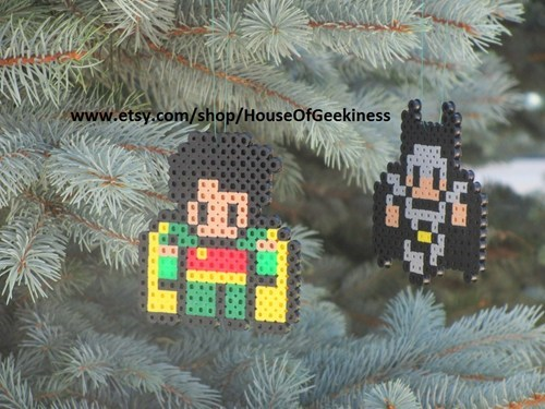robin ornaments for sale batman