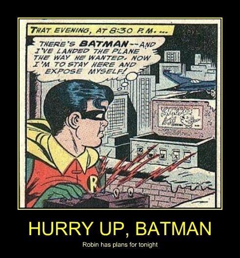 robin batman that sounds naughty - 7754993152