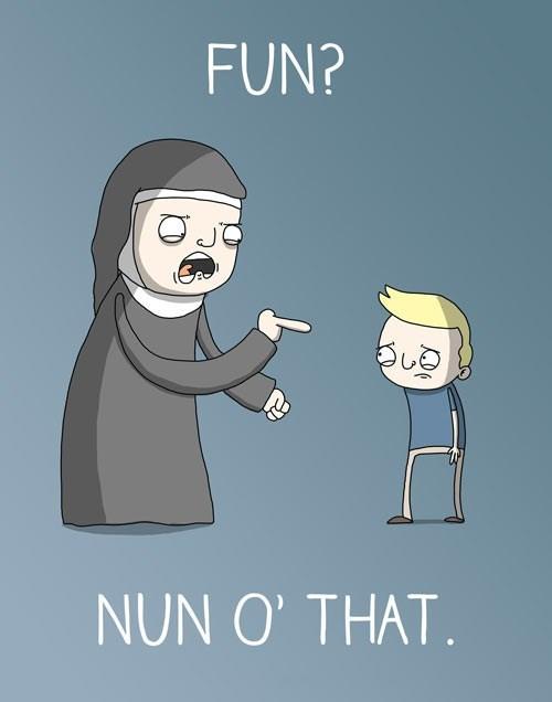 fun,pun,nun