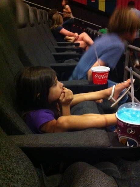 kids parenting movie theaters funny - 7755155968