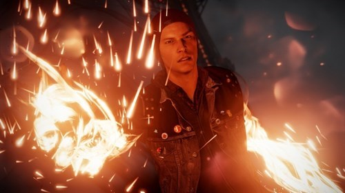 infamous Video Game Coverage infamous second son - 7755272704