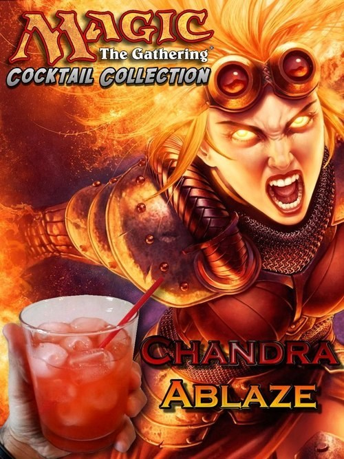 nerds magic the gathering cocktails funny - 7755273984