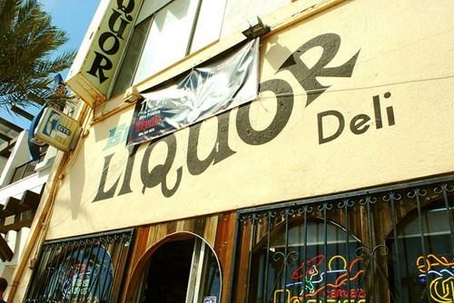 whiskey deli liquor funny store - 7755326976