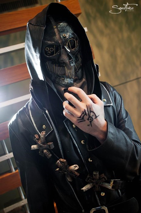 cosplay dishonored video games - 7755518976